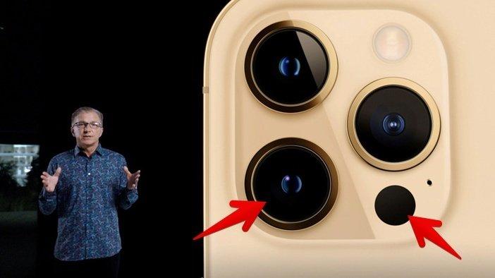Телефото камера и LiDAR - главные отличия iPhone 12 Pro