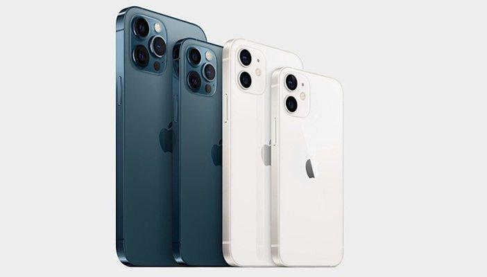 iPhone 12 - самое актуальное поколение iPhone
