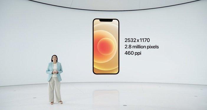 Дисплей - главный плюс новых iPhone 12