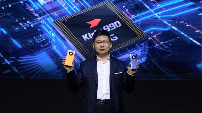Презентация флагманов Huawei Mate 40