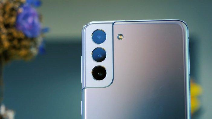 Дизайн блока камер Galaxy S21