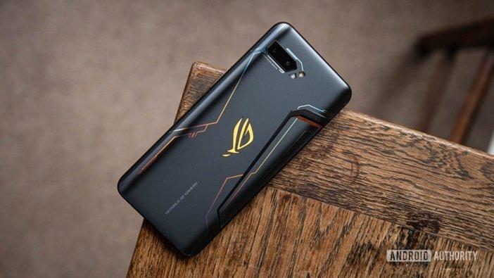 Дизайн корпуса Asus ROG Phone 3