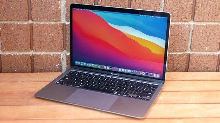 Ноутбук Apple с процессором M1