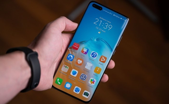Дисплей Huawei P40 Pro