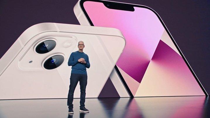 Отличия моделей iPhone 13