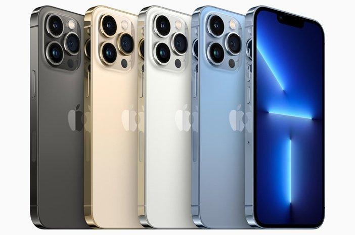 Все цвета iPhone 13 Pro