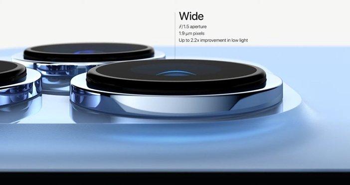 Главная камера iPhone 13 Pro