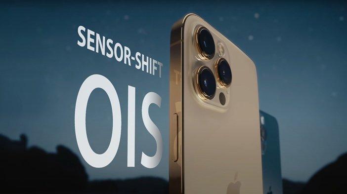 Новая система стабилизации в iPhone
