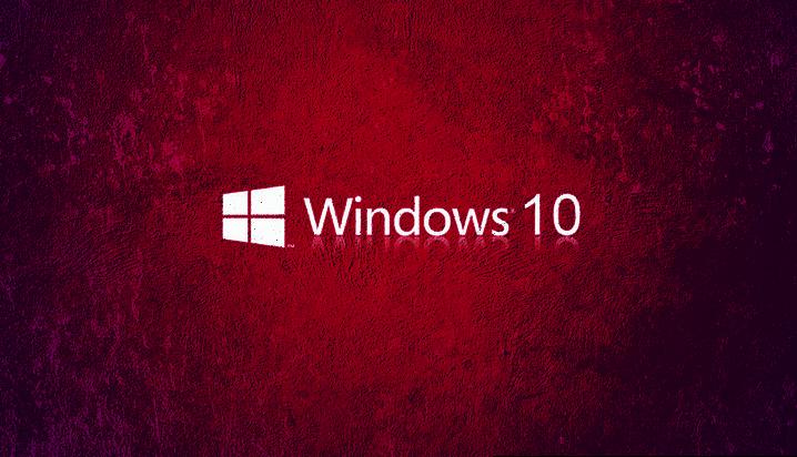 Windows 10 Redstone logo