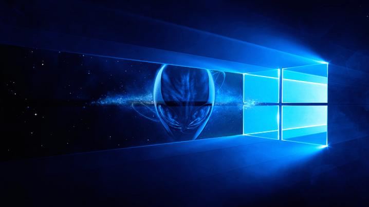 Windows 10 original logo