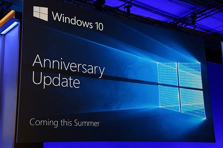 Review Windows 10 Anniversary Update