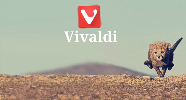 Vivaldi best browser for Windows 1
