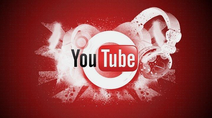 YouTube современный логотип