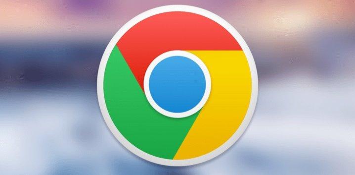 Современный новый логотип Chrome