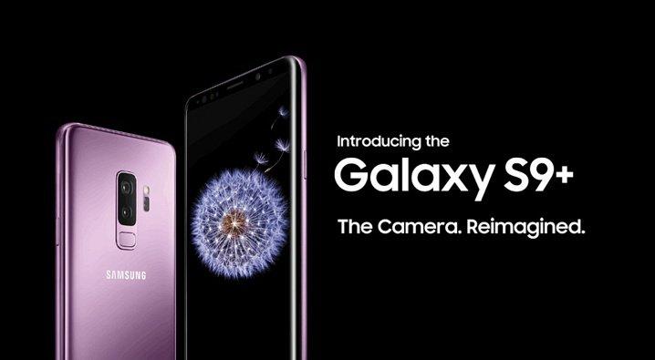 Galaxy S9 против S9 Plus и S8