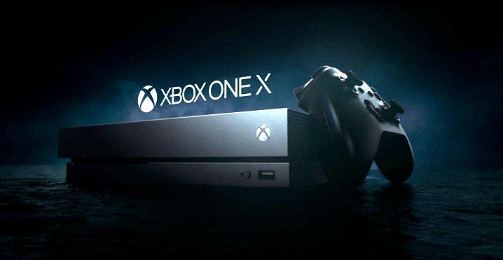 Xbox One S и Xbox One X отличия